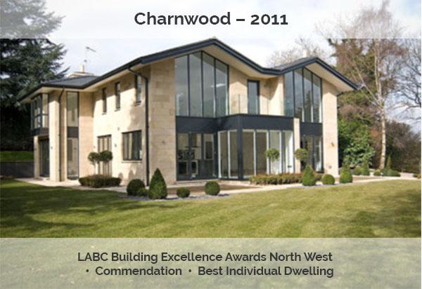 Charnwood Award