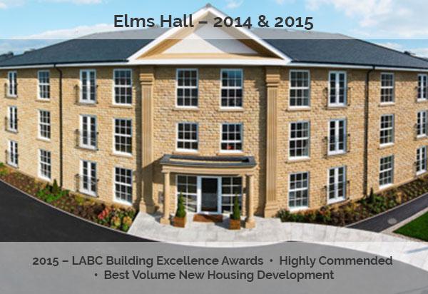 Elms Hall Award