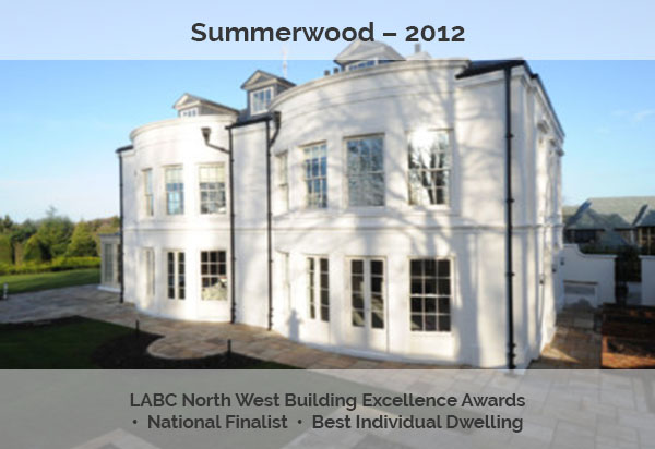 Summerwood Award