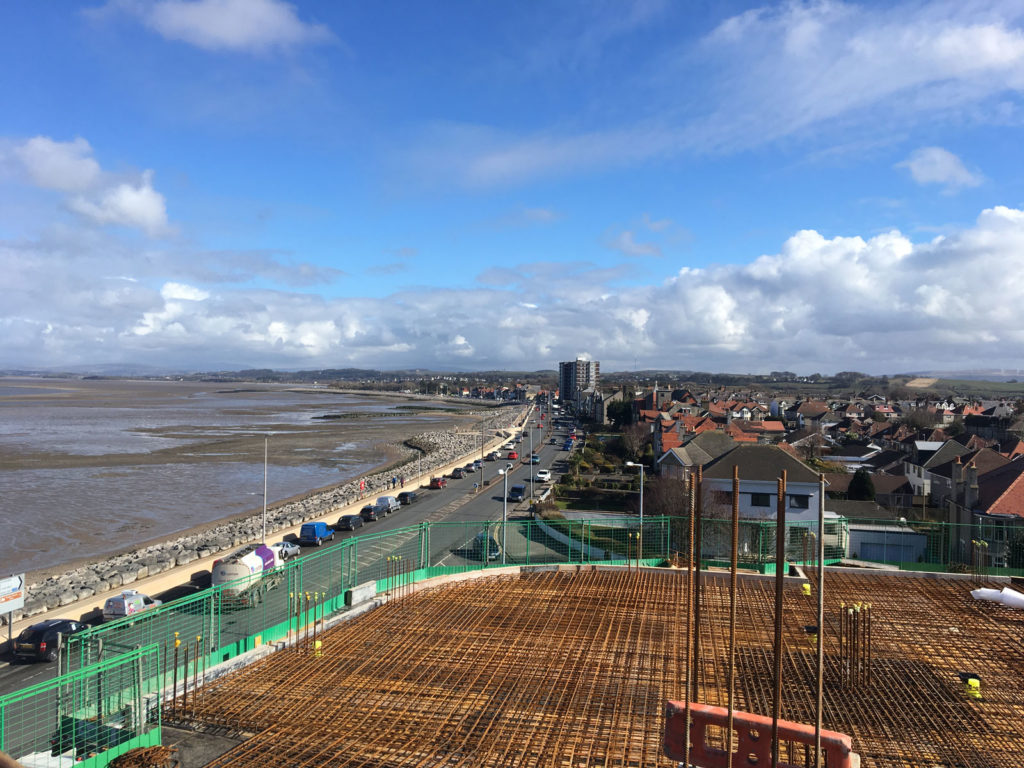 View from the Broadway Development Level 3 by MH Stainton Homes